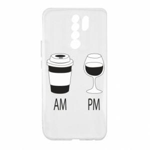 Etui na Xiaomi Redmi 9 Am or pm