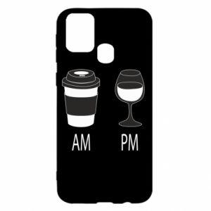 Etui na Samsung M31 Am or pm