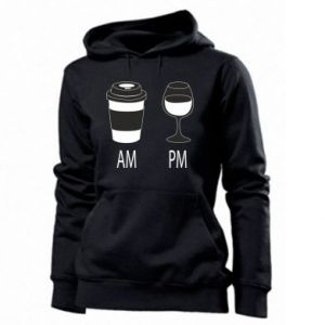 Women's hoodies Am or pm