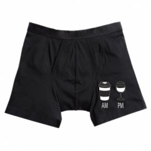 Boxer trunks Am or pm
