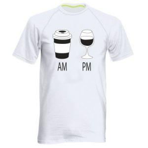 Koszulka sportowa męska Am or pm