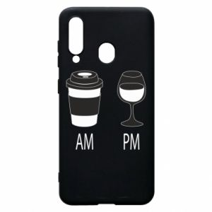 Phone case for Samsung A60 Am or pm