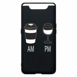 Phone case for Samsung A80 Am or pm
