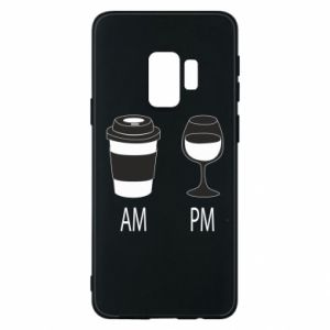 Phone case for Samsung S9 Am or pm