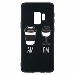 Etui na Samsung S9 Am or pm