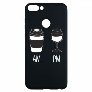 Phone case for Huawei P Smart Am or pm