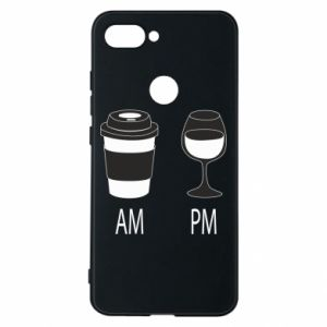 Phone case for Xiaomi Mi8 Lite Am or pm