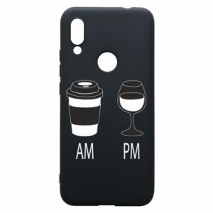 Phone case for Xiaomi Redmi 7 Am or pm