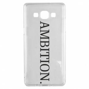 Etui na Samsung A5 2015 Ambition.