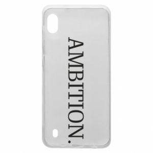 Etui na Samsung A10 Ambition.