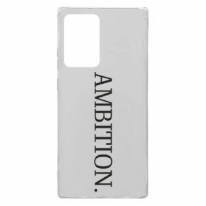 Etui na Samsung Note 20 Ultra Ambition.