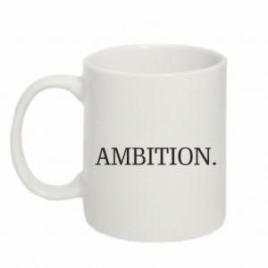 Kubek 330ml Ambition.