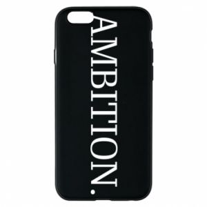 Etui na iPhone 6/6S Ambition.