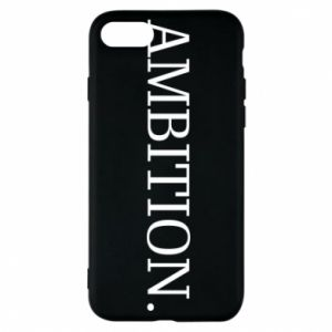 Etui na iPhone 7 Ambition.