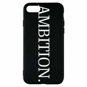 Etui na iPhone 8 Ambition.