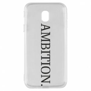 Phone case for Samsung J3 2017 Ambition.