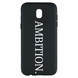 Phone case for Samsung J5 2017 Ambition.