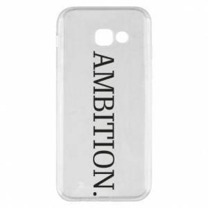 Phone case for Samsung A5 2017 Ambition.