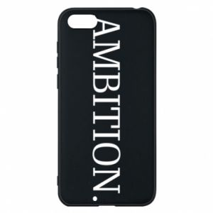 Phone case for Huawei Y5 2018 Ambition.