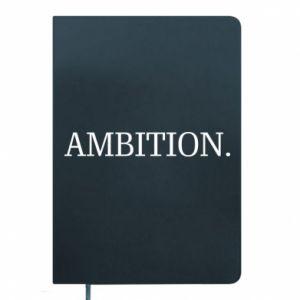 Notepad Ambition.