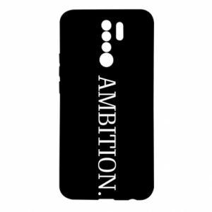 Etui na Xiaomi Redmi 9 Ambition.