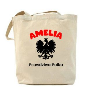 Bag Amelia is a real Pole