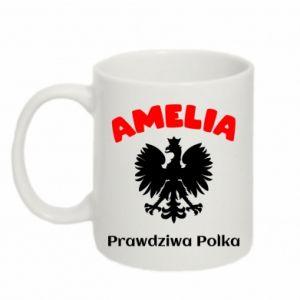Kubek 330ml Amelia jest prawdziwą Polką