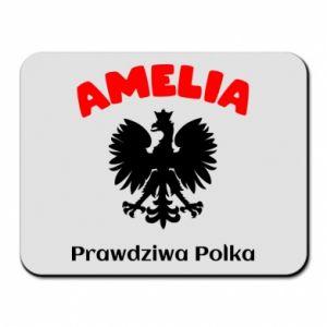 Podkładka pod mysz Amelia jest prawdziwą Polką