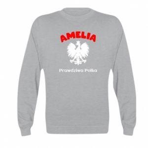 Bluza dziecięca Amelia jest prawdziwą Polką