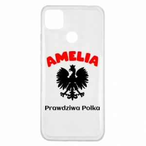 Etui na Xiaomi Redmi 9c Amelia jest prawdziwą Polką