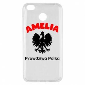 Phone case for Samsung J6 Amelia is a real Pole - PrintSalon