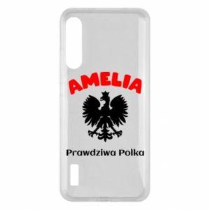 Phone case for Samsung J6 Plus 2018 Amelia is a real Pole - PrintSalon