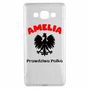 Phone case for Samsung S10e Amelia is a real Pole - PrintSalon