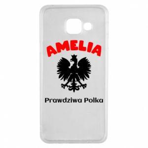 Phone case for Samsung S10 Amelia is a real Pole - PrintSalon