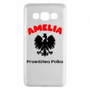 Phone case for Samsung S10+ Amelia is a real Pole - PrintSalon