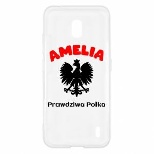 Phone case for Huawei Mate 10 Lite Amelia is a real Pole - PrintSalon