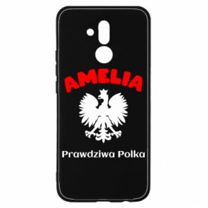 Phone case for Xiaomi Mi A2 Amelia is a real Pole - PrintSalon