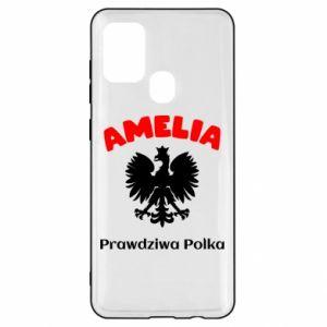 Phone case for Xiaomi Mi6 Amelia is a real Pole - PrintSalon