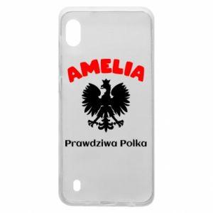 Phone case for Xiaomi Mi8 Lite Amelia is a real Pole - PrintSalon