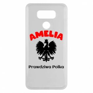 Phone case for Xiaomi Redmi 6 Amelia is a real Pole - PrintSalon