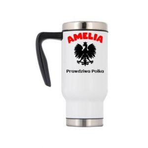 Kubek termiczny Amelia jest prawdziwą Polką