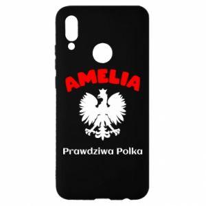 Phone case for Xiaomi Redmi 7A Amelia is a real Pole - PrintSalon