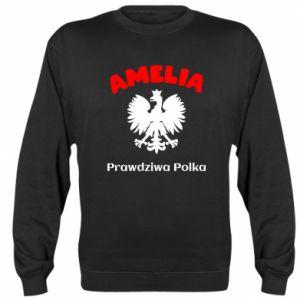 Bluza (raglan) Amelia jest prawdziwą Polką