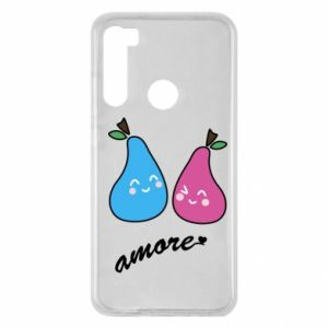 Xiaomi Redmi Note 8 Case Amore