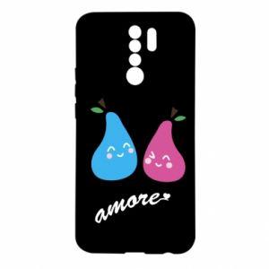 Etui na Xiaomi Redmi 9 Amore