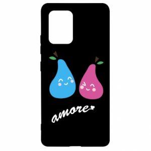 Etui na Samsung S10 Lite Amore