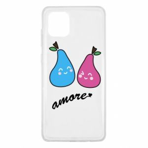 Etui na Samsung Note 10 Lite Amore