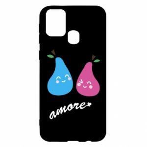 Etui na Samsung M31 Amore