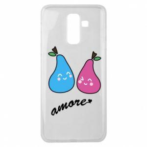 Etui na Samsung J8 2018 Amore