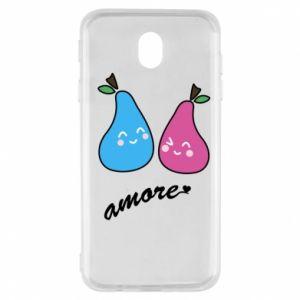 Etui na Samsung J7 2017 Amore